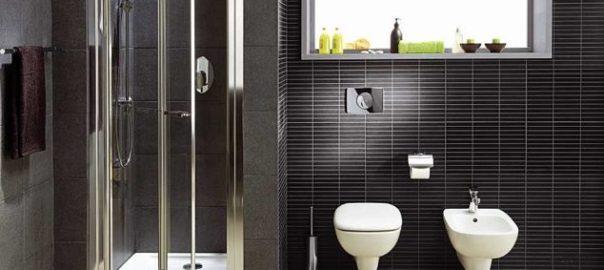 nowoczesna kabina montowana w łazienkach