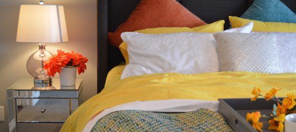 aranżacja sypialni od podstaw